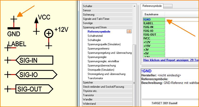 TARGET 3001! FAQ Signalbahn, Signal-Segment, Trace, Signal, Netz